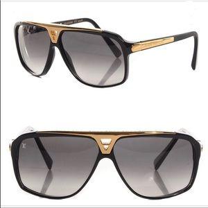 Louis Vuitton | Evidence Aviator Sunglasses